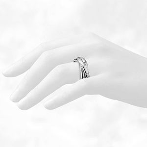 Jewelry - Rolling Starlight Diamond Eternity Ring